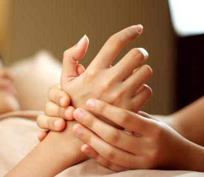 cuidado de manos y uñas