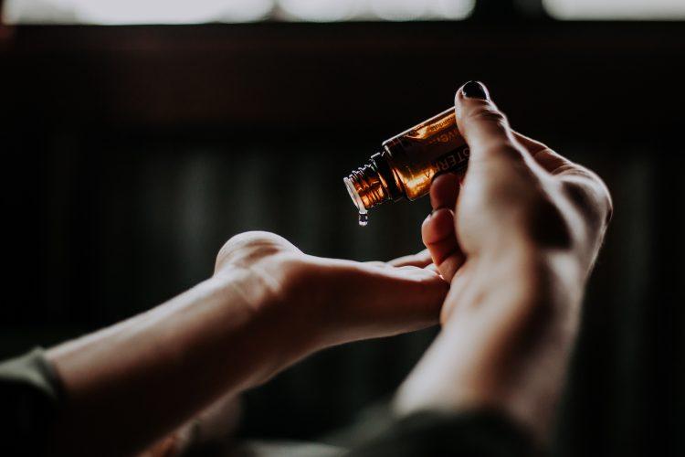 nutrir la piel con aceites