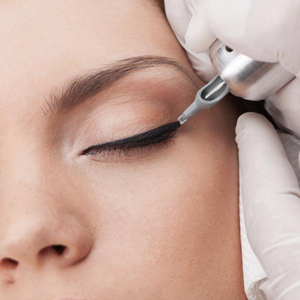 Micropigmentación parpado
