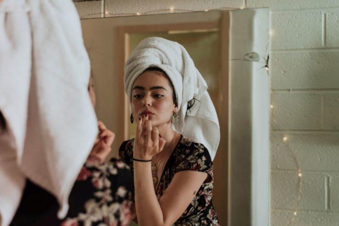 Maquillaje en 5 minutos para videollamada