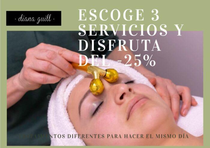 Promoción de Noviembre: 3 servicios de estética para cuidar tu piel en Barcelona